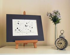 Malice - Original Abstract Ink Painting - NOT A PRINT Ink Painting, Abstract Art, The Originals, Unique Jewelry, Frame, Handmade Gifts, Artwork, Etsy, Home Decor