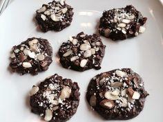 Fun with Paleo: Paleo Chocolate Coconut Almond Haystacks