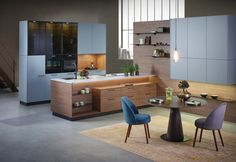Architecture Design, Küchen Design, Table, Furniture, Home Decor, Interiordesign, Office, Kitchen Ideas, Elegant
