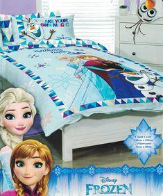 Frozen Northern Lights Quilt Cover Set