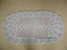Resultado de imagem para tapete croche com grafico