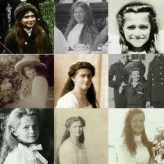 Fixed version of Maria's smile (the fourth photo was Anastasia) #romanov #marianikolaevna #grandduchessmaria #russia #russian #beautiful #smile #otma #royalty #bigpair #littepair #imperialrussia by otmaplusone