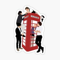 One Direction Stickers | Redbubble Art One Direction, One Direction Drawings, One Direction Wallpaper, Harry Styles Wallpaper, One Direction Pictures, Cool Stickers, Printable Stickers, Imprimibles One Direction, Desenhos One Direction