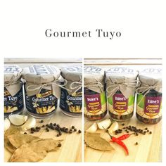 'Cause I'm so in tuyo.. 🎶  Still deciding what to have for breakfast? Or lunch? Dinner? Try our Original or Spicy Gourmet Tuyo. 😊  #eatgoodfeelgood #esteesnativekakanin  #gourmettuyoinoliveoil Rice Cakes, Ben And Jerrys Ice Cream, Filipino, Feel Good, Spicy, Lunch, Pure Products, Dinner, The Originals
