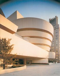Guggenheim Museum...Frank Lloyd Wright  New York City, NY