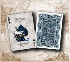 Voyager Bicycle® Playing Cards by The Other Look — Kickstarter
