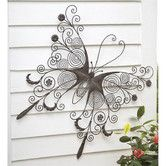 Found it at Wayfair - Butterfly Wall Décor