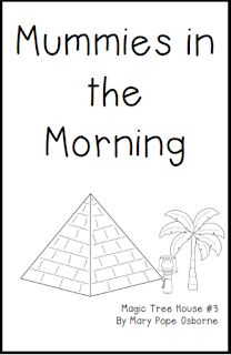 Mummies in the Morning Magic Tree House Comprehension