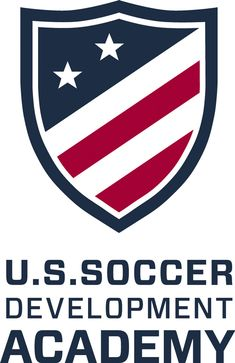 U.S. Soccer Development Academy Logo, Before and After