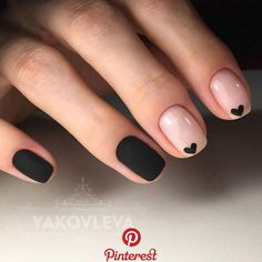 Want some ideas for wedding nail polish designs? This article is a collection of our favorite nail polish designs for your special day. Black Nail Designs, Nail Polish Designs, Simple Nail Designs, Nail Art Designs, Nails Design, Minimalist Nails, Trendy Nail Art, Nail Art Diy, Pink Nails