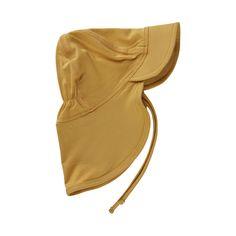 Lehounká kšiltovka z bambusu s ochranou krku a ramínek a se šňůrkou na zavazování.Složení: 93% viskóza - bambus, 7% elastanIdeální doplněk do Rattan, Baby Shop, Shopping, Products, Fashion, Bamboo, Wicker, Moda, Fashion Styles