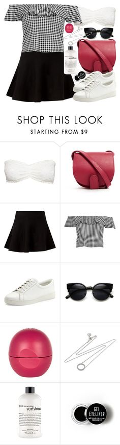 """Untitled #10572"" by veterization ❤ liked on Polyvore featuring Hot Anatomy, Jack Wills, Boohoo, Michael Kors, River Island, Lucky Eyes, philosophy and Forever 21"