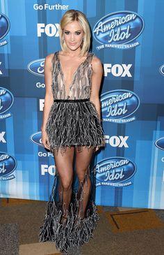 Yanina Couture - American Idol Finale 2016
