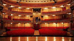 Teatro Municipal de Caracas foto @caracasarquitecturaehistoria .