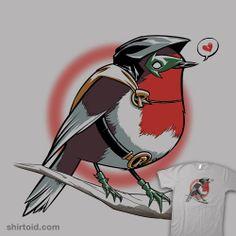 Little Robin #Robin #DynamicDuo