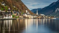 Hallstatt- view from the other side by wachter972