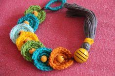 homemade@myplace: A bracelet to celebrate Autumn !!!