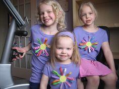 Daisy Ribbon T-Shirt, perfect for Daisy birthday present