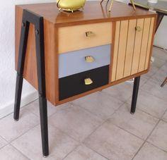 Die 14 Besten Bilder Von 50er The Fifties Vintage Furniture Und 1950s