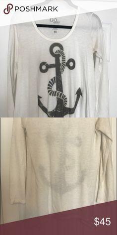 Wild fox couture lightweight sweater size medium Wild fox couture lightweight high low sweater. Size medium. Wildfox Sweaters Crew & Scoop Necks