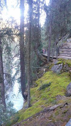 Johnston Canyon, Mountains, Nature, Travel, Naturaleza, Viajes, Trips, Off Grid, Natural