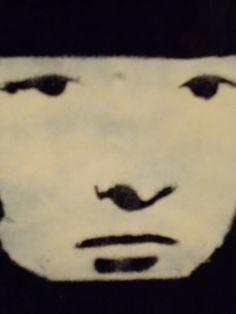 Ginevra di Benci Stencil