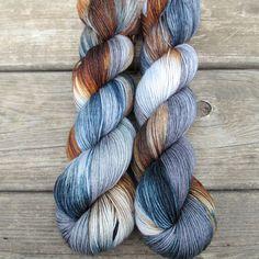 Coffee Break - Tarte - Babette   Miss Babs Hand-Dyed Yarns & Fibers, Inc.