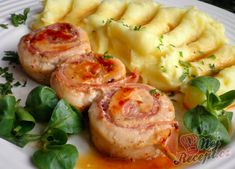 Cordon Bleu, What To Cook, Whole 30 Recipes, Food Hacks, Family Meals, Chicken Recipes, Good Food, Food And Drink, Easy Meals