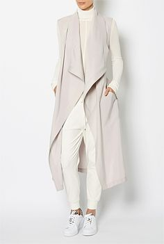 Women's New In | Clothing | Witchery Online - Waterfall Duster #WITCHERYSTYLE