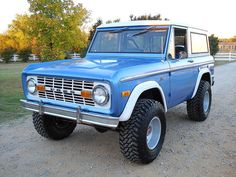 Ford : Bronco