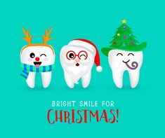 Vídeo de Stock de Set of Christmas tooth characters. Santa Claus, Snowman, elf and Reindeer. Bright smile for Christmas, dental care concept. Animation on green background. Humor Dental, Dental Quotes, Dental Hygienist, Teeth Quotes, Dental Surgery, Dental Implants, Dental Art, Dental Bridge, Dental Assistant