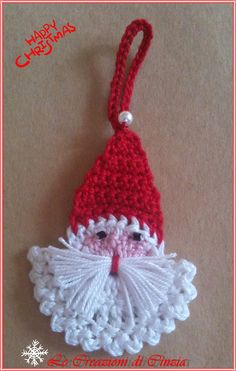 Babbo Natale | crochet - for the holidays
