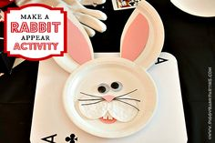 Make a Rabbit Appear - game. A customer favorite as submitted to MagicTricks.com