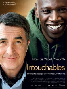 The Intouchables Film. Indeed a feel-good film if there ever was one. Love it! Film Movie, See Movie, 2012 Movie, Intouchables Film, Film Trailer, Movie Trailers, Beau Film, Films Cinema, French Movies