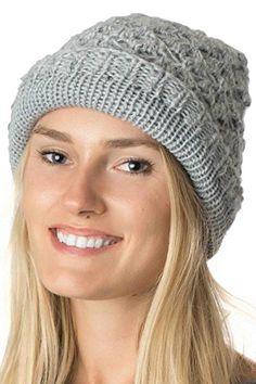 c8dc71a301f Crochet Beanie Hat for Women Best Winter Hats