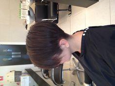 Short under cut total disconnect   Neville @ Harpers & Co Hair