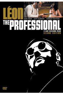 Léon: The `professional (Luc Besson) Jean Reno, Gary Oldman and Natalie Portman. Jean Reno, Gary Oldman, See Movie, Movie Tv, Natalie Portman, The Professional Movie, Professional Poster, Luc Besson, Drame