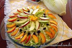 Como escolher uma salada deliciosa e saudável? Veja aqui 12 Receitas de Saladas Saudáveis!  Receitas aqui: http://www.gulosoesaudavel.com.br/2013/12/02/12-receitas-saladas-saudaveis-natal/