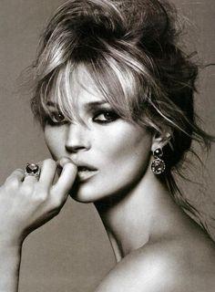 Kate Moss ❥ 4U // hf