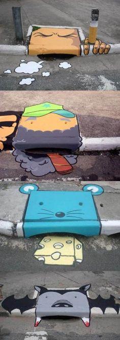 Sao Paulo: Street Art