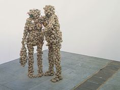 spud  electric sculpture