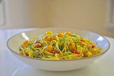 Light pasata dish - This looks incredible. Make it tonight, need we say more? ||www.kurbo.com