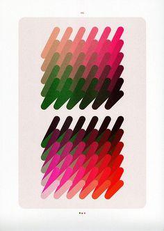merging of discordant colours