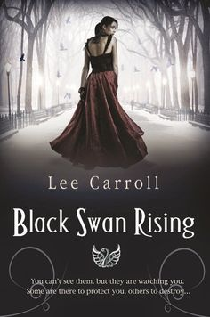 BLACK SWAN RISING, LEE CARROLL http://bookadictas.blogspot.com/2014/10/black-swan-rising-lee-carroll.html
