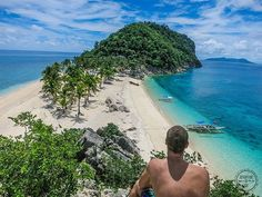 5 off the beaten path destinations in the philippines gigantes island. Cool Places To Visit, Places To Travel, Philippine Holidays, Philippines Travel, Philippines People, Malaysia Travel, Exotic Beaches, Vacation Destinations, Vacation Spots