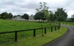 """5 BED DETACHED HOME ON CIRCA 5.5 ACRES """"MAPLE LODGE"""" KILCULLEN, INISTIOGE, CO KILKENNY. Acre, Property For Sale, Golf Courses, Ireland, Sidewalk, Mornings, Irish, Pavement, Curb Appeal"""