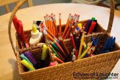 6 Best Organizing Tips for Back To School...