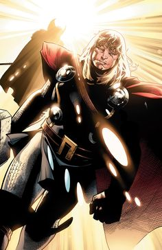 Thor by Olivier Coipel & Mark Morales