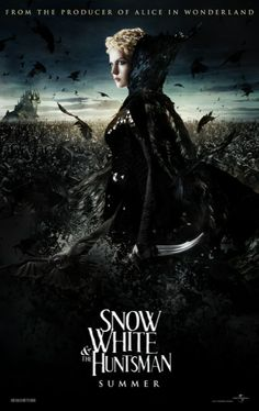 Snow White and the Huntsman.  Bloody spectacular trailers.