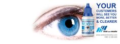YOUR CUSTOMERS WILL SEE YOU MORE, BETTER & CLEARER ! Let's cure their perception at: web and media